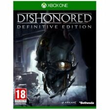 Dishonored The Definitive Edition Xbox One Game Brand New