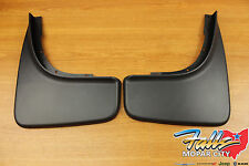 2014-2016 Jeep Grand Cherokee Summit Front Mud Flap Splash Guards Mopar OEM