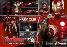 Hot Toys 1/6 MMS278D09 Mark XLIII 43 Iron Man édition normale meilleur Deal Courier