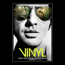 VINYL : MUSIC FROM THE HBO TELEVISION SERIES  (CD) Sealed