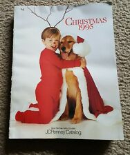 JCPenney Christmas Catalog 1995