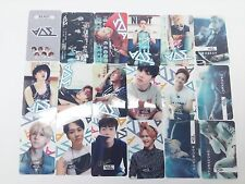 Beast B2ST Transparent Photo Card (25 Pcs) KPOP DuJun KiKwang HyunSeung YoSeop