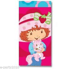 STRAWBERRY SHORTCAKE BEST FRIENDS PLASTIC TABLECOVER ~ Birthday Party Supplies