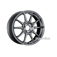 NEW SSR GT X01 17x7 5-100 +50 DARK SILVER 17inch *1rim price official