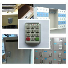 Digital Electronic Password Number Keypad Cabinet Door Intelligent Code Lock New