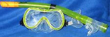 Seac Set Bis Salina MD Yellow Mask and Snorkel