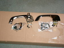 1 PAIR OF OUTSIDE  door handles FOR 1967-68 FORD MUSTANG