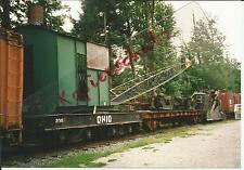 """Echtfoto """"Kanada/West Coast Heritage Museum: OHIO Kranwagen 2055"""""""