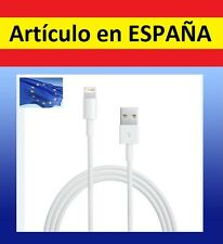 Cable IPHONE a USB cargador ipod nano ipad SHUFFLE PC 5 5C 5S 4th air TOUCH 7th