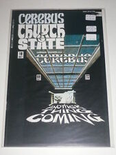Cerebus Church & State #18 VF Aardvarkvanaheim Oct 1991