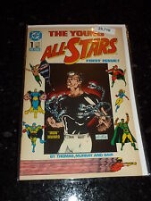 YOUNG ALL-STARS Comic - No 1 - Date 1987 - DC Comics