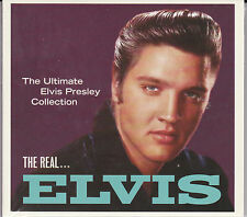 CD DIGIPACK 30T ELVIS PRESLEY THE REAL ELVIS EDITION LIMITEE NEUF SCELLE 2012