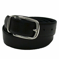 Polo Ralph Lauren Mens Belt Reversible Black Brown Silver Single Keep Prl New