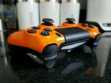 PS4 PS3 ELITE PRO ORANGE COMPETITION LEGAL RAPID FIRE MOD CONTROLLER