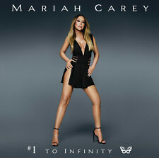 #1 To Infinity - Mariah Carey (2015, CD NEUF)