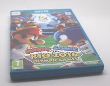 Mario & Sonic at the RIO 2016 Olympique jeux Nintendo wii U
