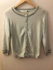 Sparrow Anthropologie Light Blue Cardigan Sweater, Size Small