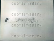 1947 Time Lapse Dispersion Shot Pellets Flight 12 ft From Muzzle FC Press Photo