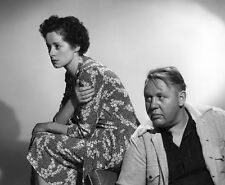 Elsa Lanchester & Charles Laughton photo - B2103 - Witness for the Prosecution