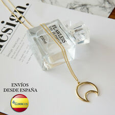 Collar media luna - Jewerly Fashion