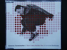 GROOVE TERMINATER - HERE COMES ANOTHER ONE feat. BASSHOPPA CD