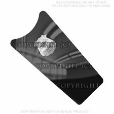 Touring Gas Tank Console Insert Decal Skin For 87-07 Harley - POLICE BADGE S