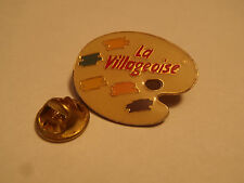 PIN'S La Villageoise