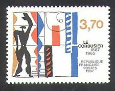 France 1987 Le Corbusier/Architect/Design/Building/People/Animation 1v (n37107)