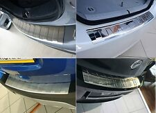 Seat Exeo ST à partir de 2009-2013 bordure de protection inox + partie coudée