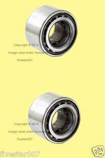 2 OEm Left+Right axle Rear Wheel Hub Bearings_Set Pair Kit for Lexus_for Toyota