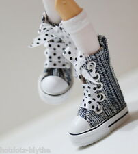 Custom Sneakers Shoes For Blythe/ Pullip/Monster High/Lalaloopsy/Dal - SN333