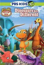 Dinosaur Train: Dinosaurs Are Different by