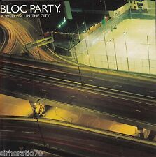BLOC PARTY A Weekend In The City CD