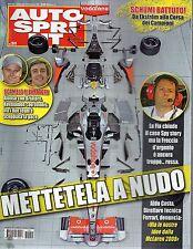 AutoSprint.McLaren,Fernando Alonso,Heikki Kovalainen,Sebastian Vettel,iii