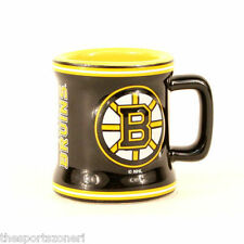 Boston Bruins 2 oz. Ceramic Mini Mug Shot Glass
