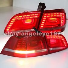 2012 to 2014 Year For European Version Passat B7 LED Tail Lights Lamps Erro Free