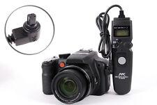 Kabel Fernauslöser (TC-C3) mit Timer passend zu Canon EOS 7D, 50D, 40D...