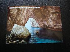 MALTE - carte postale - maltese fisherman (blue grotto) (cy25) malta