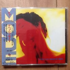 Depeche Mode Policy Of Truth CD Japan Obi 8tracks 1990 ALCB-110