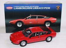 Kyosho No. 08441R - Lamborghini Urraco P 250 rot / red / rosso 1:18