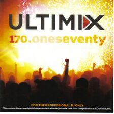 Ultimix 170 CD DJ Remixes Lady Gaga David Guetta EBTG +