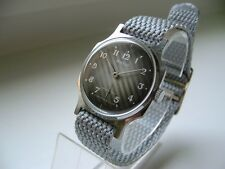 GREAT MEN'S VINTAGE MECHANICAL: HAND-WINDING USSR POBIEDA