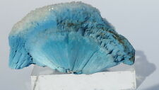 LOVELY ONE OF A KIND SHATTUCKITE WITH QUARTZ CRYSTAL SPECIMEN, KAOKOVELD NAMIBIA
