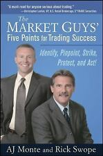 The Market Guys' Five Points for Trading Success: Identify, Pinpoint, Strike, Pr