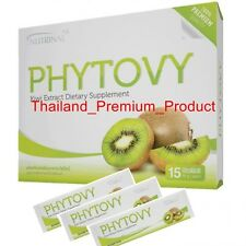 Phytovy KIWI Extract 15 Sachets Dietary Supplement Detox Slim Weight Loss Diet