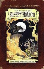 THE LEGEND OF SLEEPY HOLLOW  HB BOOK WDC WASHINGTON IRVING