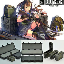 Little Armory LD001 1/12 Military Hard Case A Plastic Model (Figma Size) Tomytec
