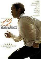 12 YEARS A SLAVE (DVD 2014) - NEW SEALED DVD