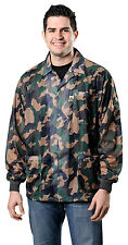 JACKET LENGTH LAB COAT SMOCK ANTI-STATIC CAMO XSMALL 73870