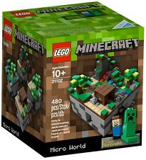 Lego 21101 MINECRAFT- Factory Sealed! VHTF